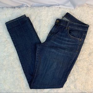 Kut from the cloth Diana Skinny size 8